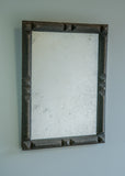 Chip Carved Tramp Art Mirror - SOLD