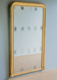 Large Louis Phillipe Mirror