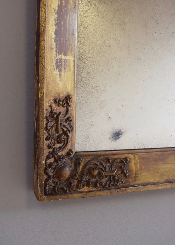 Pair of Gilt Mirrors