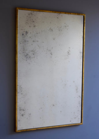 Gold Gilt Bistro Mirror