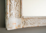 French Overmantel Mirror circa 1860