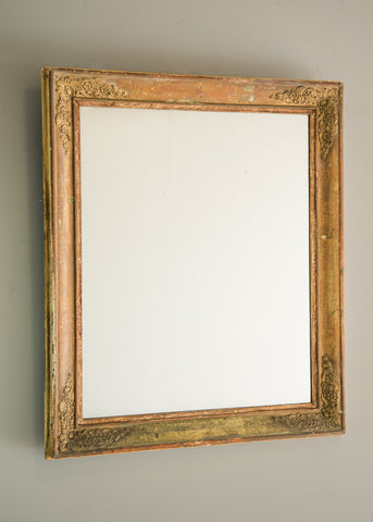 French Gilt Mirror - SOLD