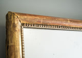 French Gilt Bistro Mirror - SOLD