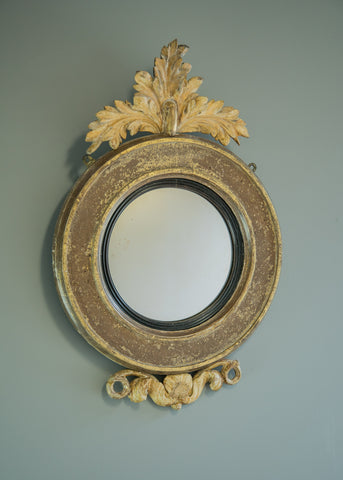 Regency Carved Convex