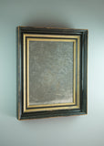 English Ebonised & Gilt Mirror - SOLD
