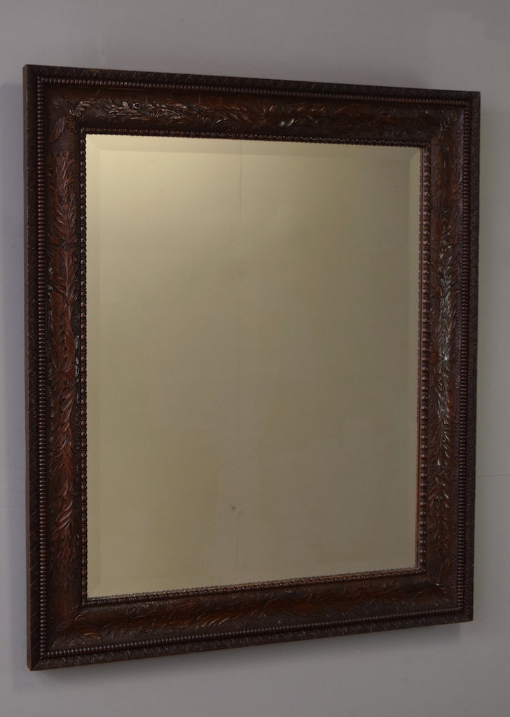 Colonial Rosewood mirror