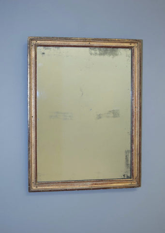 Early 19th Century Gold Gilt French Mirror