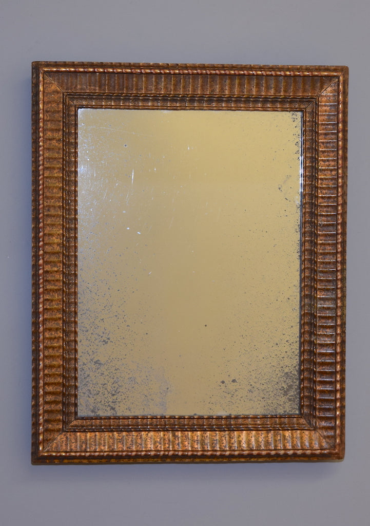 Gilt French Mirror Circa. 1850