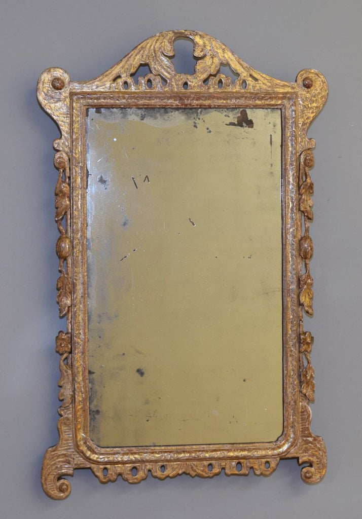 Georgian Gilt Mirror