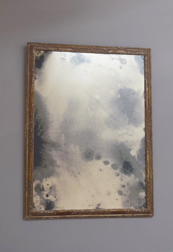 17th Century Italian Gilt Mirror