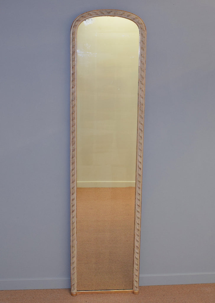 English Gilt & Composition Dressing Mirror