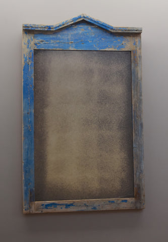 Early 19th Century French Neo Classical Architectural Mirror