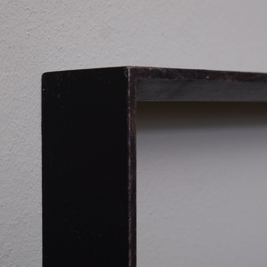 Bronzed Narrow Chamfered Moulding