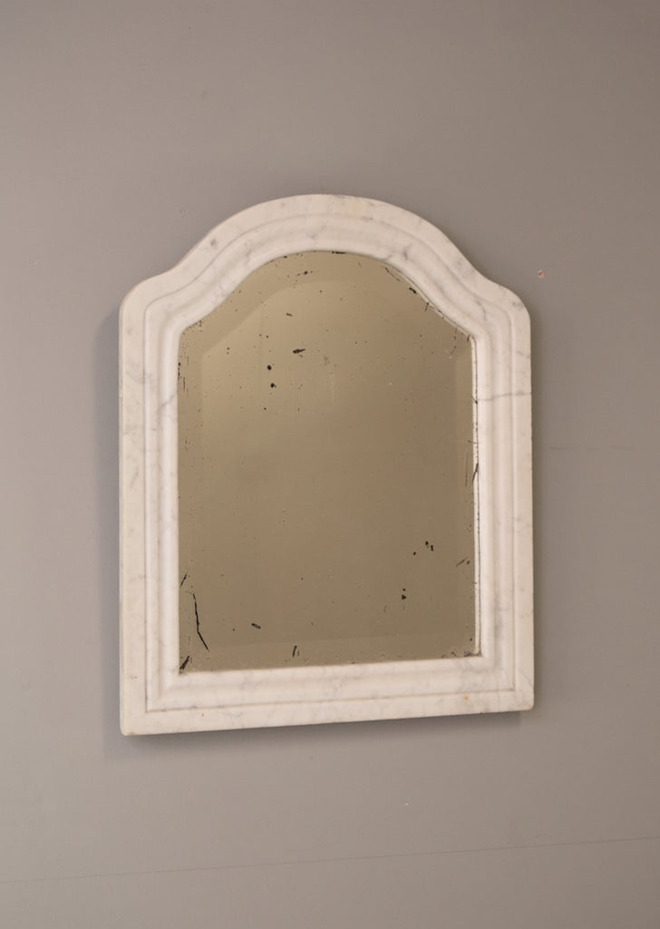 Carrara Marble Mirror