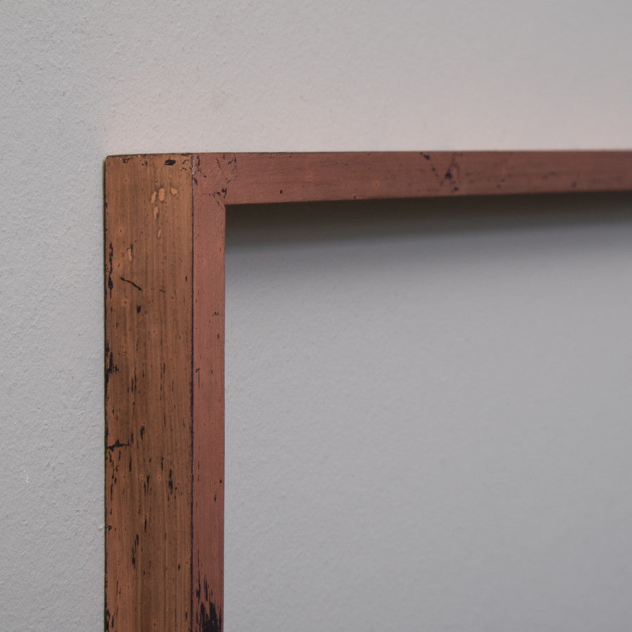 Copper Narrow Flat Moulding
