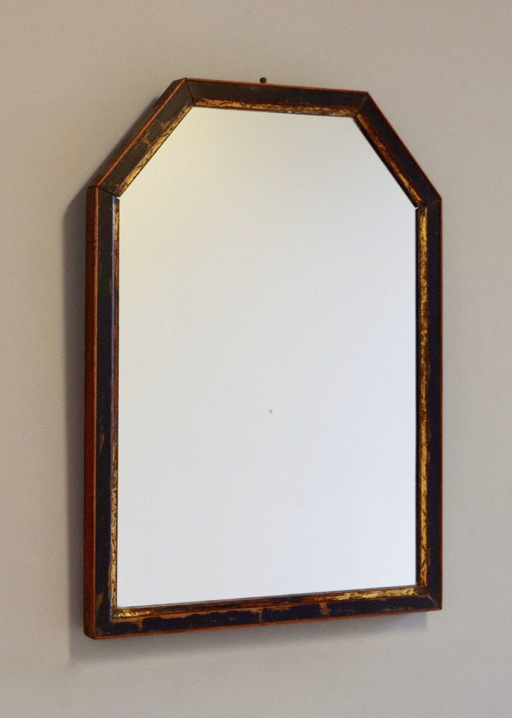 Georgian Dressing Table Mirror with Fretted Stand