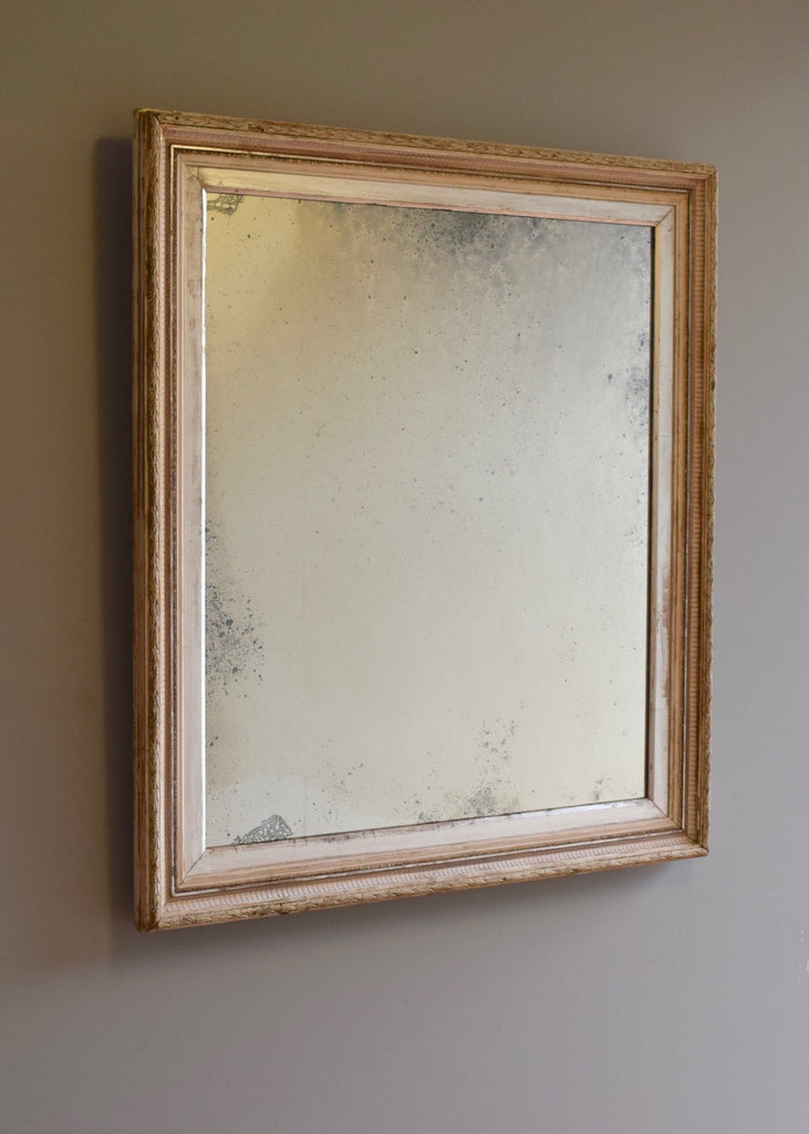 Gesso & Silver Gilt Mirror - SOLD