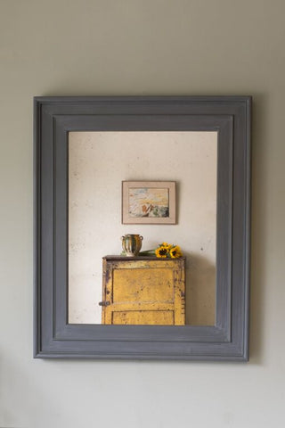 Newport Painted Framed Mirror