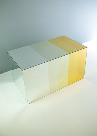 Ombre Cuboid Coffee Table