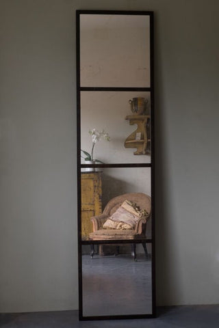 Modi Tall Panelled Mirror