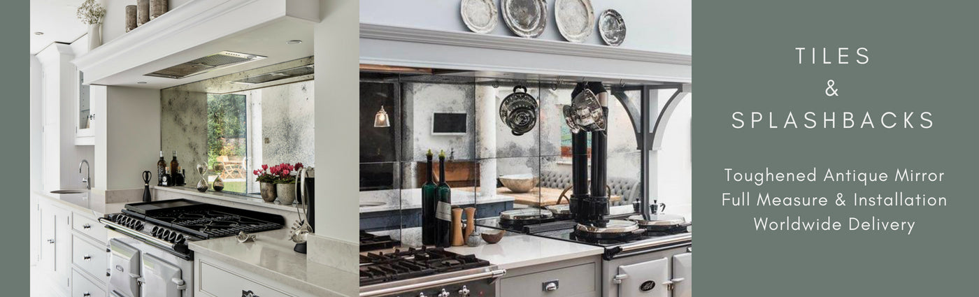 Toughened Tiles & Splashbacks