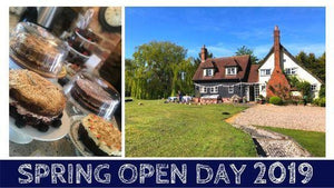 Our Fabulous Spring Open Day!