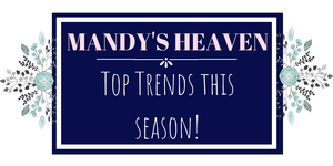 Trends to Start Wearing This Season!