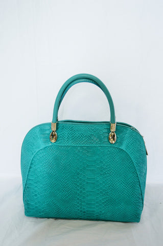 ladies turquoise handbags