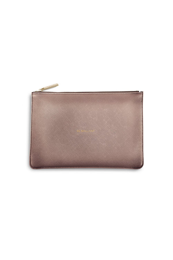 Katie Loxton 'Be Brilliant' Perfect Pouch