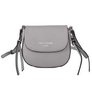 Silver Saddle Bag - RED CUCKOO