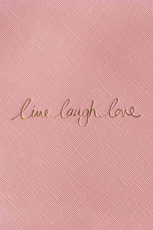 Katie Loxton 'Live, Laugh, Love' Perfect Pouch