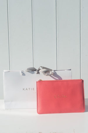 Katie Loxton 'Pop, Fizz, Clink' Perfect Pouch