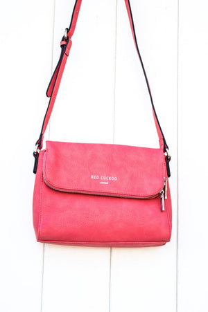 Coral Cross Body Bag - Mandy's Heaven