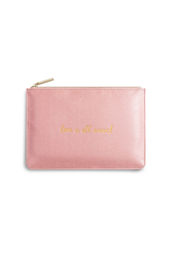 Katie Loxton Love Is All Around Perfect Pouch