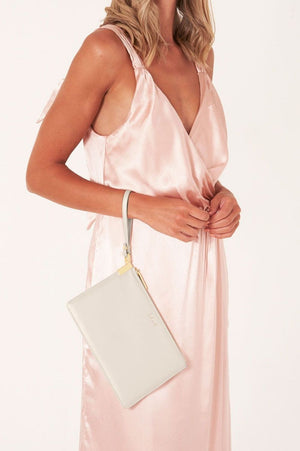 Katie Loxton 'Bridesmaid' Secret Message Pouch with strap