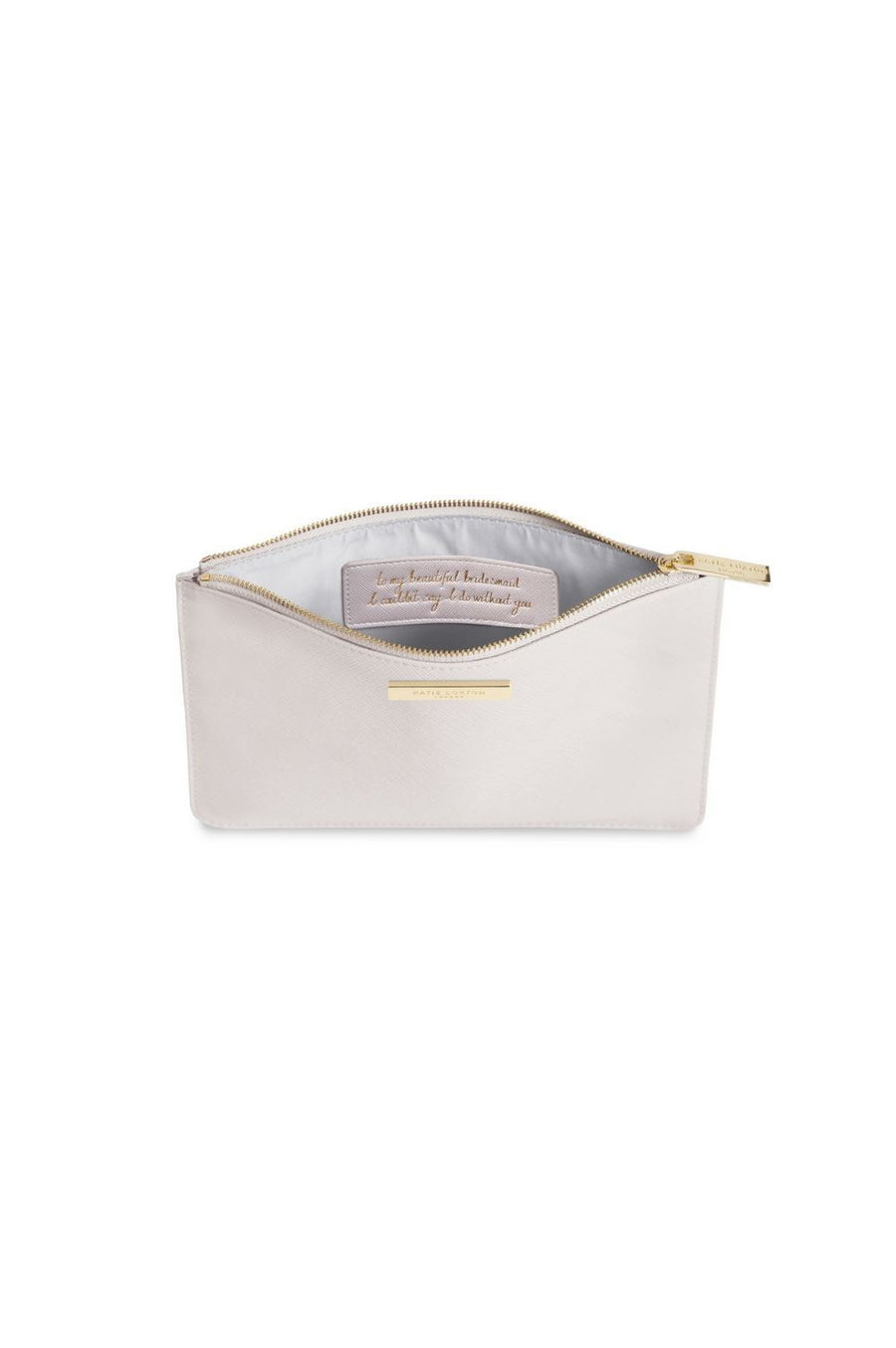 Katie Loxton 'Bridesmaid' Secret Message Pouch