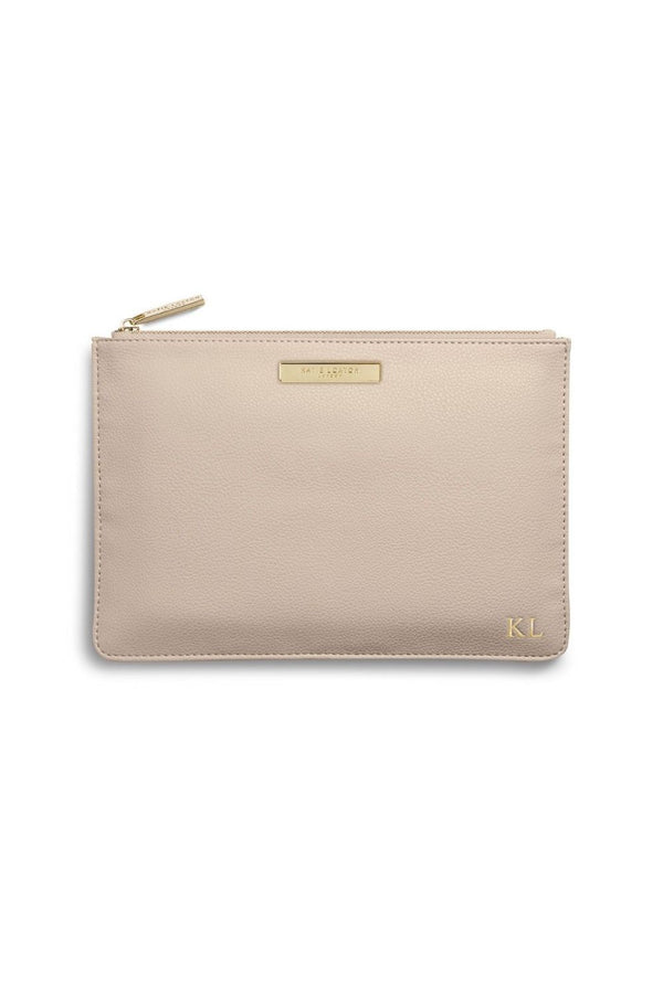 Katie Loxton Nude Soft Pebble Perfect Pouch