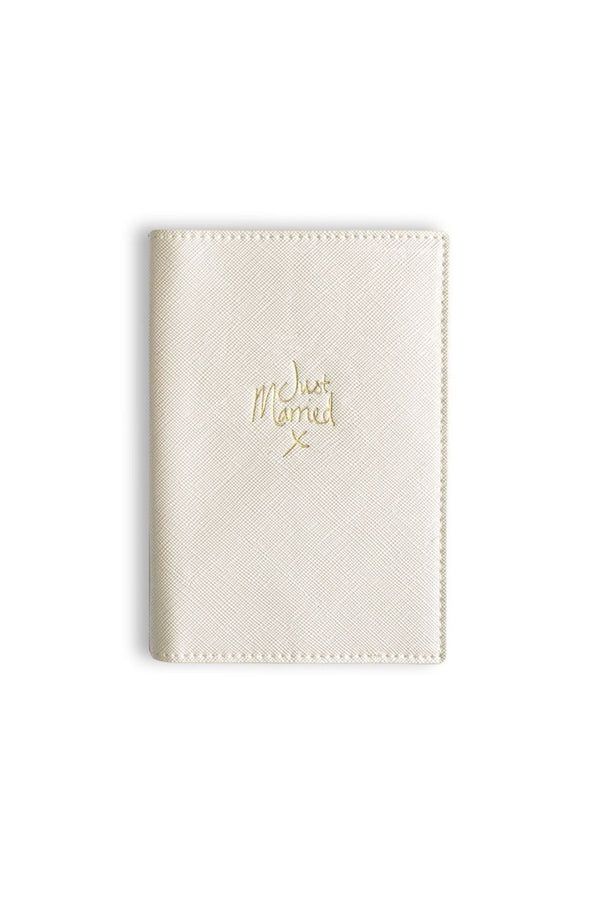 Katie Loxton 'Just Married' Passport Holder
