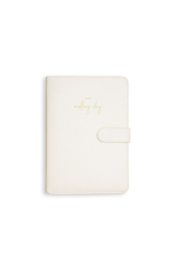 Katie Loxton 'Our Wedding Day' Planner