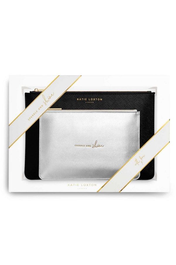 Katie Loxton 'Sparkle and Shine' Perfect Pouch Gift Set