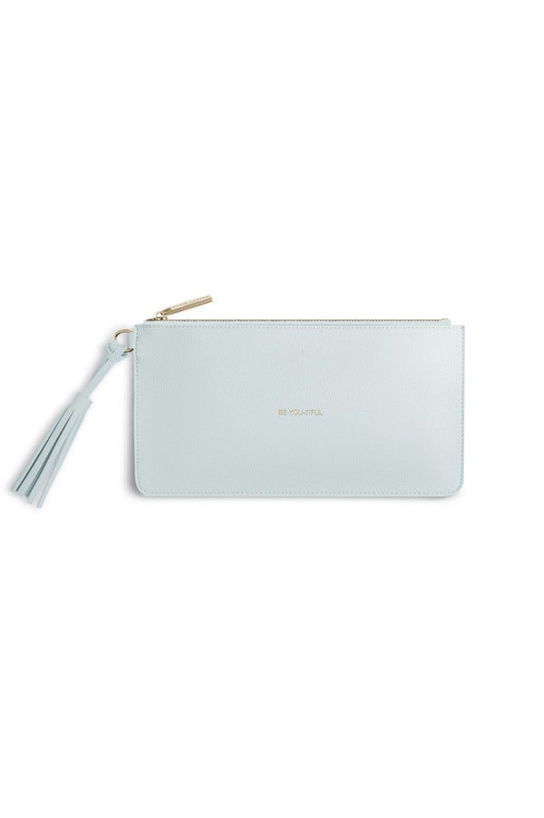 Katie Loxton 'BE-YOU-TIFUL' Florrie Tassel Pouch
