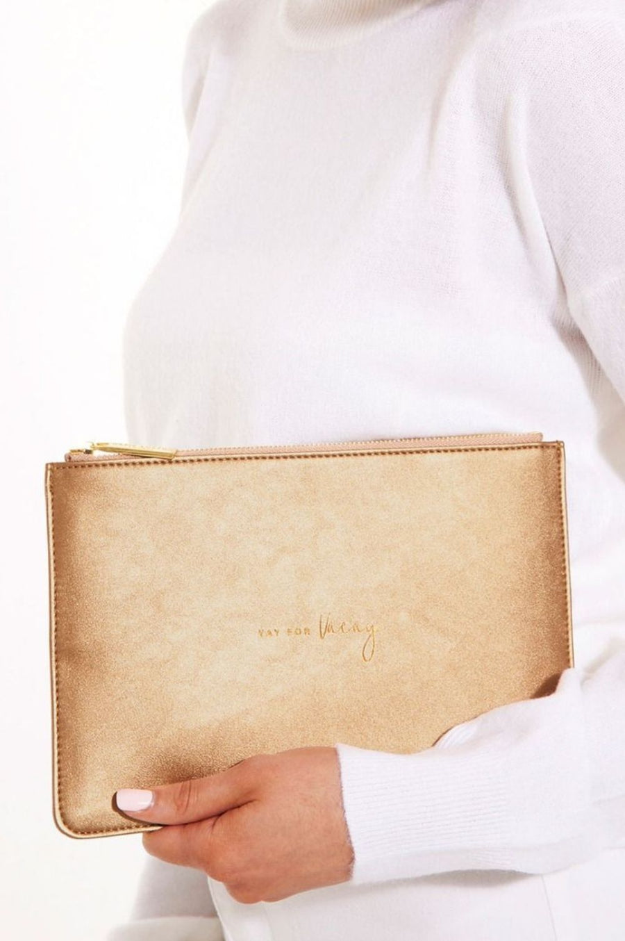 Katie Loxton 'Yay for Vacay' Perfect Pouch