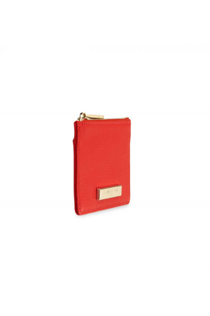 Katie Loxton Alise Card Holder Red
