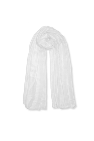 Katie Loxton Bride Wrapped Scarf White