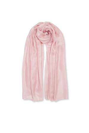 Katie Loxton Bridesmaid Wrapped Scarf Pale Pink