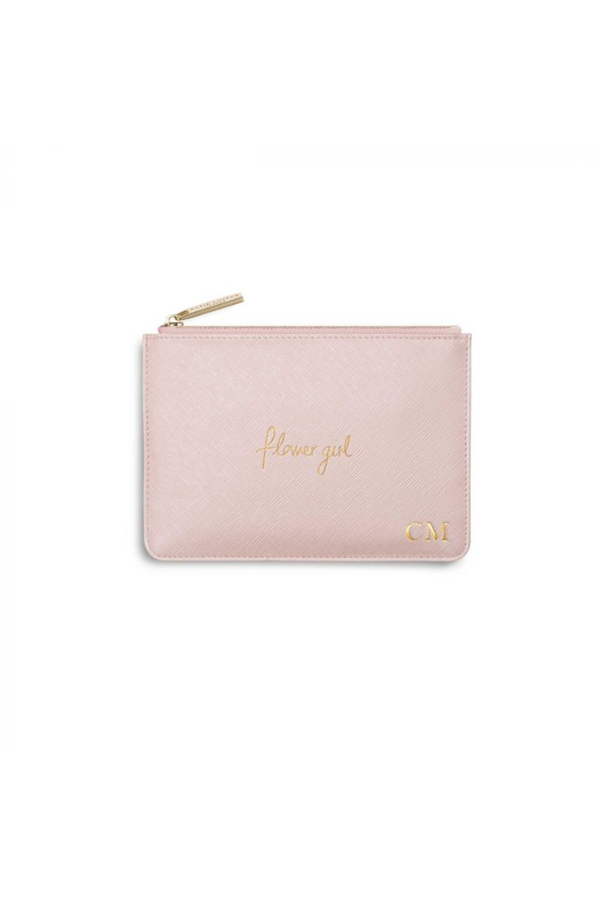 Katie Loxton 'Flower Girl' Petite Perfect Pouch