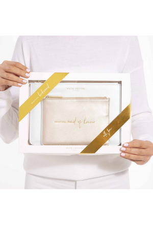 Katie Loxton 'Beautiful Maid of Honour' Perfect Pouch Gift Set