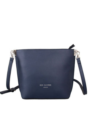 Navy Cross Body Bag - RED CUCKOO