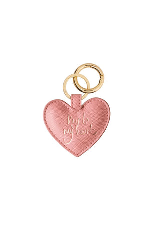 Katie Loxton 'Key To My Heart' Keyring