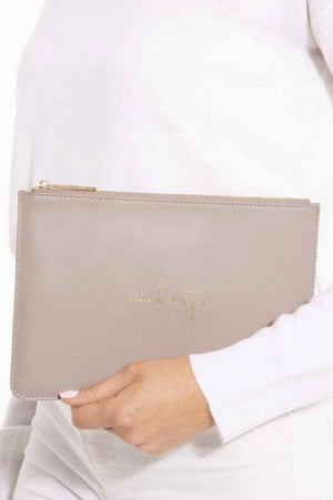 Katie Loxton 'Hello Beautiful' Perfect Pouch